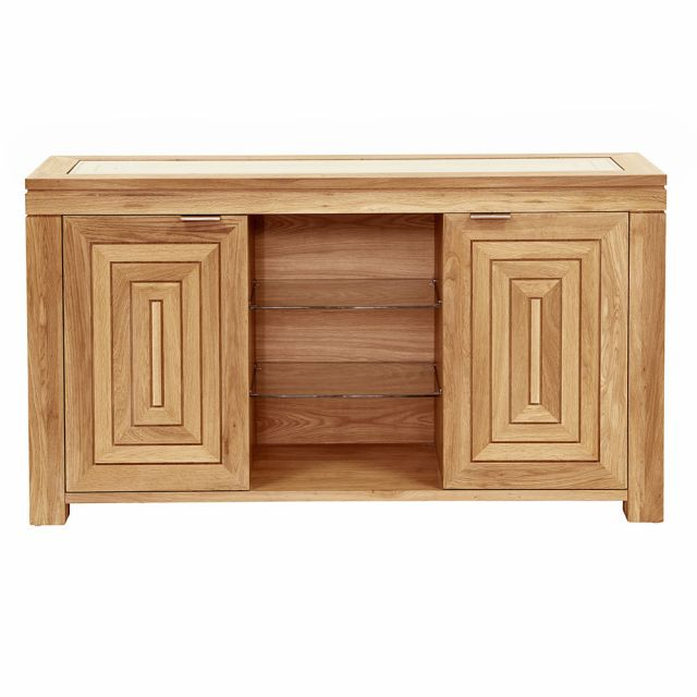 Maze Open Sideboard with Built in Lighting