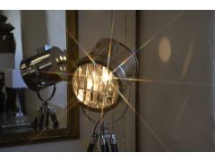 Hollywood Tripod Floor Lamp Stage Light