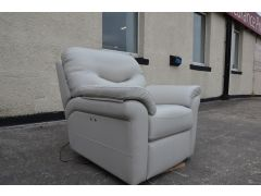 ex display sofas Washington leather armchair recliner Lancashire