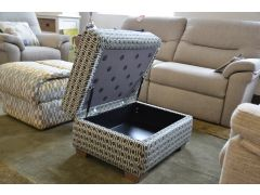 Half Price G Plan Ex Display Footstool Lancashire