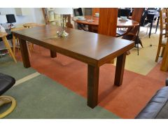 Akita Walnut Extending Table