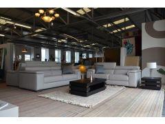 ex display sofas Lancashire sofa shop Clitheroe near A59 Ribble Valley Designer Leather Sofas