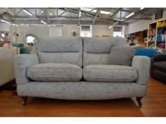 Fairfield 2.5 Seater Sofa in Grey Paisley Fabric