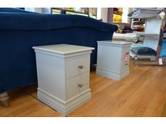 Ambriella Bedside Tables Set of Two with Drawers Matching Pair