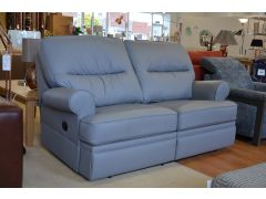 Berkeley Two Piece Suite Large Sofa and Small Recliner Sofa