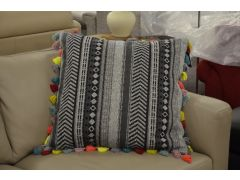 Giant Peru Cushion with Tassle Edges with Fibre Filling 70cm
