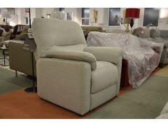 Chadwick Armchair in Domaso Cloud Fabric