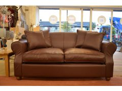 2 Seater Sofa Bed in Faux Leather MORE COMING SOON