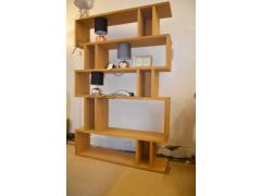 Counter Balance Bookcase from a Famous Designer