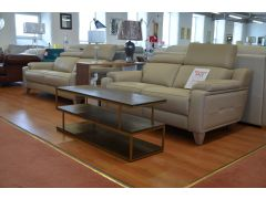 Conran Balance Coffee Table Wood & Brass Content by Conran Half Price Designer Furniture Sale Clitheroe Lancashire near the A59 in the Ribble Valley