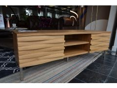Wave Large TV Unit Media Storage for Widescreen from Content by Conran