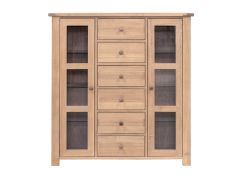 Cotswold Dresser with Built in Lighting