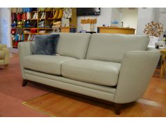 Discount designer leather prototype sofas in Lancashire