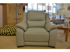 Half Price Italian Leather Recliners at WB Furniture just off the A59 in Clitheroe near Barrow Brook