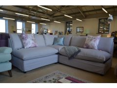 Deveril Corner Sofa Bed with Loose Covers