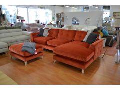 designer corner suites Lancashire ex display sofas designer sofa sale Clitheroe