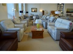 ex display sofas Lancashire Stanton three piece suite