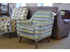 Boyd Retro Accent Armchair