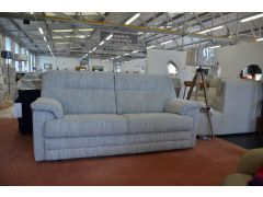 Ex display sofas Lancashire Stanton Fabric discount sofa sale Clitheroe near A59 fast delivery