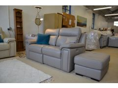 Ex Display Sofas Hannington 2 seater recliner sofa British made sofas with fast UK delivery during COVID lockdown Lancashire  sofa clearance outlet warehouse