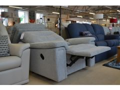 recliner snuggler chair ex display sofas Lancashire