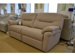 ex display sofas Clitheroe Seattle three piece suite recliner sofa discount furniture shop Lancashire