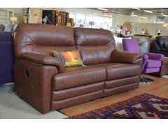 Shalbourne 3 Seater Sofa with Twin Electric Recliners