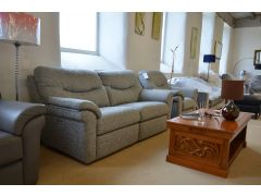 Washington 3 Seater Recliner Sofa and Armchair Ex display clearance sale