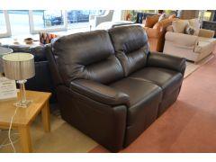 Half Price G Plan Washington Leather Recliner Sofas Lancashire