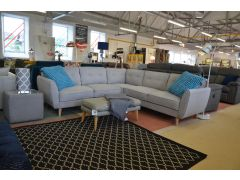 cheap corner sofa Lancashire ex display sofas clearance outlet shop Clitheroe