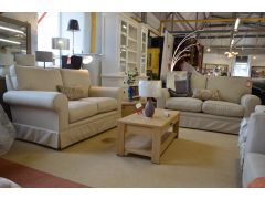Padstow 2 Seater Sofas 2 Piece Suite from a Famous British Brand
