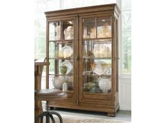 Lou Large Display Cabinet with Built in Lighting