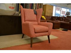Wingback 1960s Armchair Discount Ex Display Sofas Lancashire
