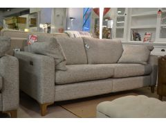 Ludo Three Seater Motion Sofa and Snuggler Chair