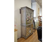 Mindi Lattice Mirror Sideboard and Dresser Top