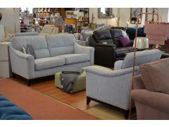 Half price Montana sofa and armchair set in Lancashire