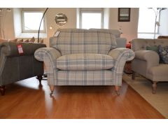 ex display sofas Mortimer snuggler chair Lancashire