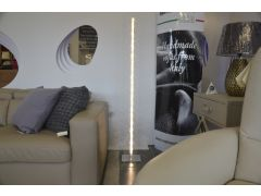 Liz Crystal Tower Floor Lamp