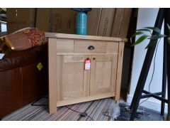 Normandy Corner Cupboard in oak