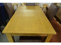 Oak Rectangular Dining Table