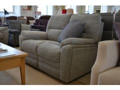 Hampton Pair of 2 Seater Sofas, Power Recliner Chair and Storage Footstool