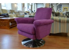 Parker Knoll Swivel Chair Ex Display Clearance Ribble Valley