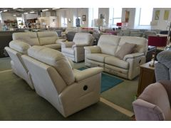 Ex display sofas Shalbourne 3 piece suite Sofa clearance outlet shop Lancashire Clitheroe near A59