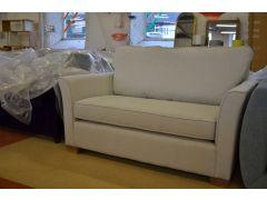 fabric snuggler chair ex display sofas Lancashire
