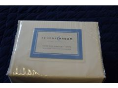 White Super King Size Bedding Set from Serene Dream