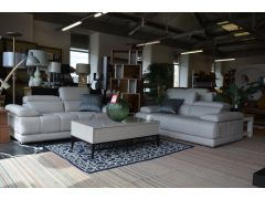 Vivaldi Italian Leather Sofas Lancashire half price Italia Living designer sofas and suites on sale in Clitheroe near A59 at Worthington Brougham