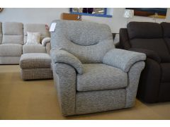 Washington fabric chair ex display