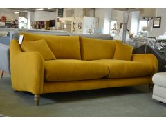half price sale designer sofas Lancashire Clitheroe near A59 Whitemeadow sofa in stock fast delivery