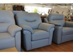 ex display sofas Washington leather armchair Lancashire