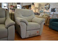 Washington ex display armchair recliner in Lancashire